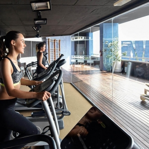 Gym Hotel Barcelona Princess